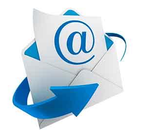 Clic per avere la email autocompilata